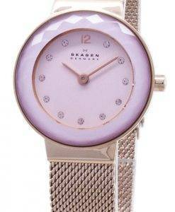 Skagen Leonora SKW2768 Diamond Accent Quartz Damenuhr