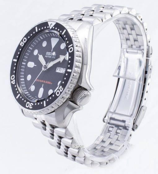 Seiko Automatik-Divers 200M SKX007K2 Herrenuhr