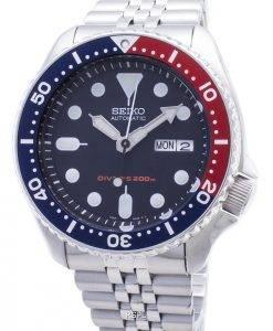 Seiko Automatik Diver 200M Jubilee Armband SKX009K2 SKX009