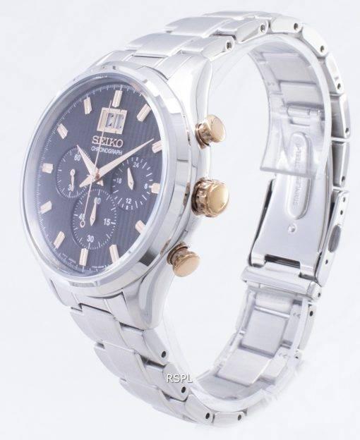 Seiko Chronograph SPC151P1 SPC151P Herrenuhr