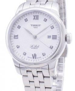 Tissot T-Classic Le Locle T006.207.11.036.00 T0062071103600 Automatische Damen uhr