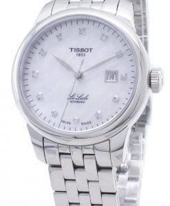 Tissot T-Classic Le Locle T006.207.11.116.00 T0062071111600 Automatische Damen uhr