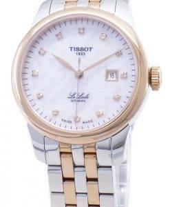 Tissot T-Classic Le-Locle T006.207.22.116.00 T0062072211600 Automatische Damenuhr