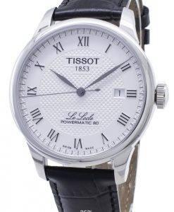 Tissot T-Classic Le Locle T006.407.16.033.00 T0064071603300 Powermatic 80 Automatic Herrenuhr