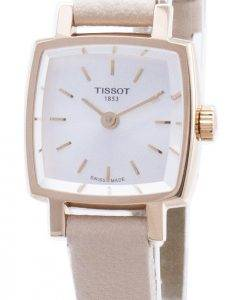 Tissot T-Lady Lovely Square T058.109.36.031.00 T0581093603100 Quarz Damen uhr