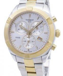 Tissot T-Classic PR 100 Sport T101.917.22.031.00 T1019172203100 Chronograph Damen uhr
