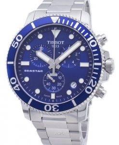 Tissot T-Sport Seastar 1000 T120.417.11.041.00 T1204171104100 Chronograph 300M Herrenuhr