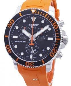Tissot T-Sport Seastar 1000 T120.417.17.051.01 T1204171705101 Chronograph 300M Herrenuhr
