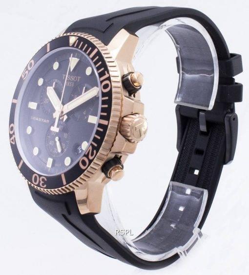Tissot T-Sport Seastar 1000 T120.417.37.051.00 T1204173705100 Chronograph 300M Herrenuhr