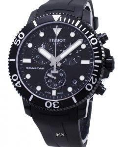 Tissot T-Sport Seastar 1000 T120.417.37.051.02 T1204173705102 Chronograph 300M Herrenuhr