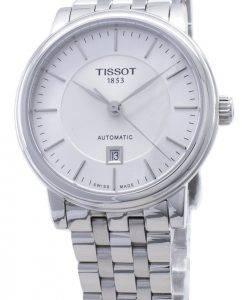 Tissot T-Classic Carson T122.207.11.031.00 T1222071103100 Automatische Damenuhr