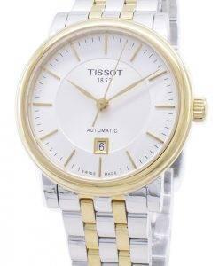 Tissot T-Classic Carson Premium T122.207.22.031.00 T1222072203100 Automatische Damen uhr