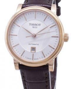 Tissot T-Classic Carson T122.207.36.031.00 T1222073603100 Automatische Damen uhr