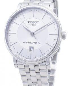 Tissot T-Classic Carson Premium Powermatic 80 T122.407.11.031.00 T1224071103100 Automatische Herrenuhr