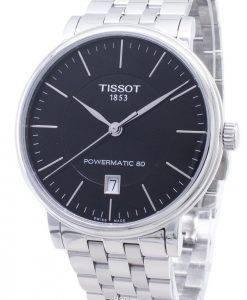 Tissot T-Classic Carson Premium Powermatic 80 T122.407.11.051.00 T1224071105100 Automatische Herrenuhr