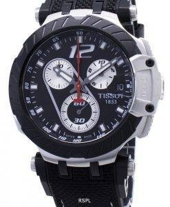 Tissot T-Race Jorge Lorenzo T115.417.27.057.00 T1154172705700 Limited Edition Chronograph Herrenuhr