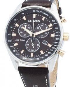 Citizen Eco-Drive AT2396-19X Chronograph Herrenuhr