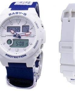 Casio Baby-G BAX-125-2A BAX125-2A Limited Edition Gezeiten Graph Damenuhr
