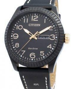 Citizen Eco-Drive BM8538-10E Gangreserve Analog Herrenuhr