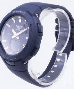 Casio Baby-G G-SQUAD BSA-B100-2A Schritt Tracker Bluetooth Damenuhr