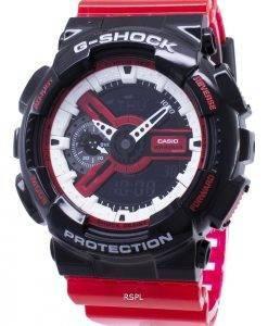 Casio G-Shock GA-110RB-1A GA110RB-1A Stoßfeste Quarz 200M Herrenuhr