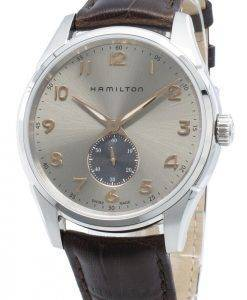 Hamilton Jazzmaster Thinline H38411580 Quarz Herrenuhr