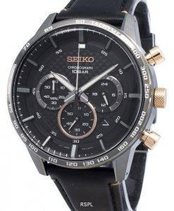 Seiko Chronograph SSB361P SSB361P1 SSB361 Tachymeter Quarz Herrenuhr