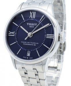 TISSOT Chemin Des Tourelles T099.207.11.048.00 T0992071104800 23 Jewels Automatic Damenuhr