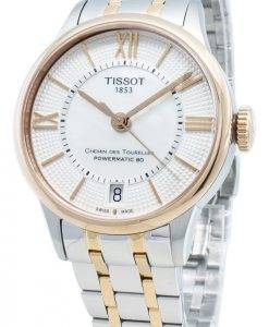 Tissot Chemin Des Tourelles T099.207.22.118.02 T0992072211802 23 Jewels Automatic Damenuhr