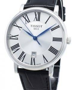 Tissot Carson Premium T122.410.16.033.00 T1224101603300 19 Jewels Quartz Herrenuhr