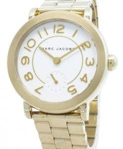 Überholte Marc Jacobs Riley MJ3470 Quarz Analog Damenuhr