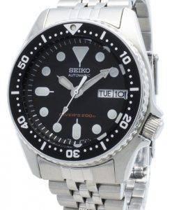 Generalüberholte Seiko Divers SKX013 SKX013K2 SKX013K Automatic 200M Herrenuhr