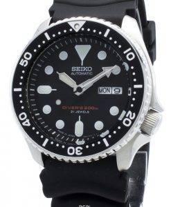 Generalüberholte Seiko Divers SKX007J SKX007J1 SKX007 Automatic Japan Made 200M Herrenuhr