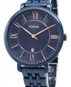 Refurbished Fossil Jacqueline ES4094 Quarz Damenuhr