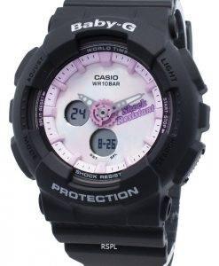 Casio Baby-G Analog Digital BA-120T-1A BA120T-1A Weltzeit Quarz Damenuhr