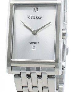 Citizen Quartz BH3001-57A Diamond Accents Herrenuhr