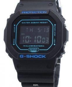 Casio G-Shock DW-5600BBM-1 DW5600BBM-1 Alarm Quarz Herrenuhr