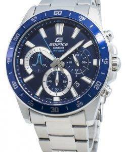 Casio Edifice EFV-570D-2AV EFV570D-2AV Quarz Chronograph Herrenuhr