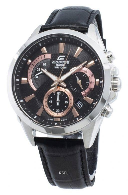 Casio Edifice EFV-580L-1AV EFV580L-1AV Quarz Chronograph Herrenuhr