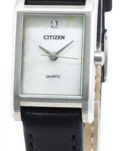 Citizen Quartz EJ6121-01D Diamond Accents Damenuhr