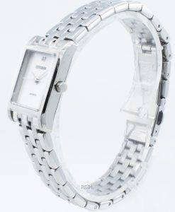 Citizen Quartz EJ6121-51D Diamond Accents Damenuhr