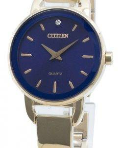 Citizen EZ6373-58L Quartz Diamond Accent Damenuhr
