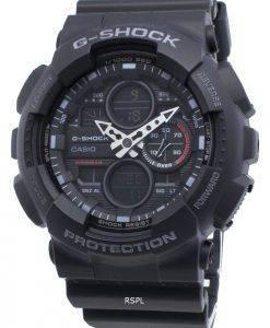 Casio G-Shock GA-140-1A1 GA140-1A1 Quarz Weltzeit Herrenuhr
