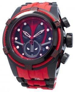 Invicta Marvel Deadpool 27152 Chronograph Automatic 200M Herrenuhr