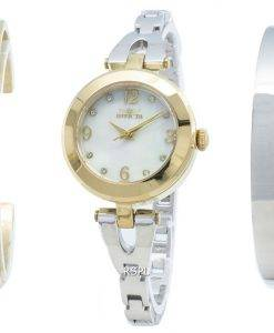 Invicta Angel 29335 Diamond Accents Quarz Damenuhr