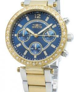 Invicta Angel 29924 Diamond Accents Quarz Chronograph Damenuhr