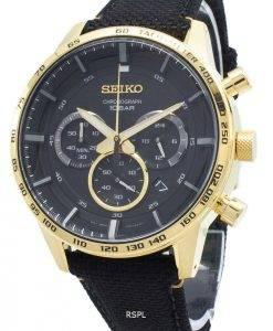 Seiko Chronograph SSB364 SSB364P1 SSB364P Tachymeter Quarz Herrenuhr