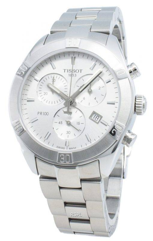 Tissot T-Classic T101.917.11.031.00 T1019171103100 Quarz Chronograph Damenuhr