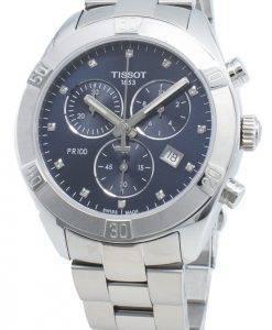 Tissot T-Classic T101.917.11.046.00 T1019171104600 Quarz Chronograph Damenuhr