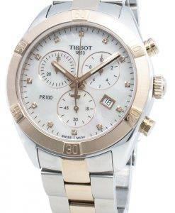Tissot T-Classic T101.917.22.116.00 Quarz Chronograph Damenuhr